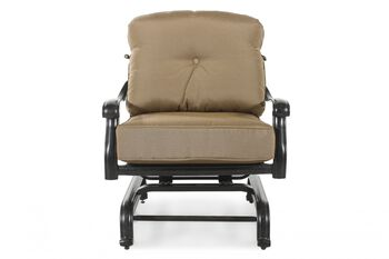World Source St. Louis Club Motion Chair with Cushion