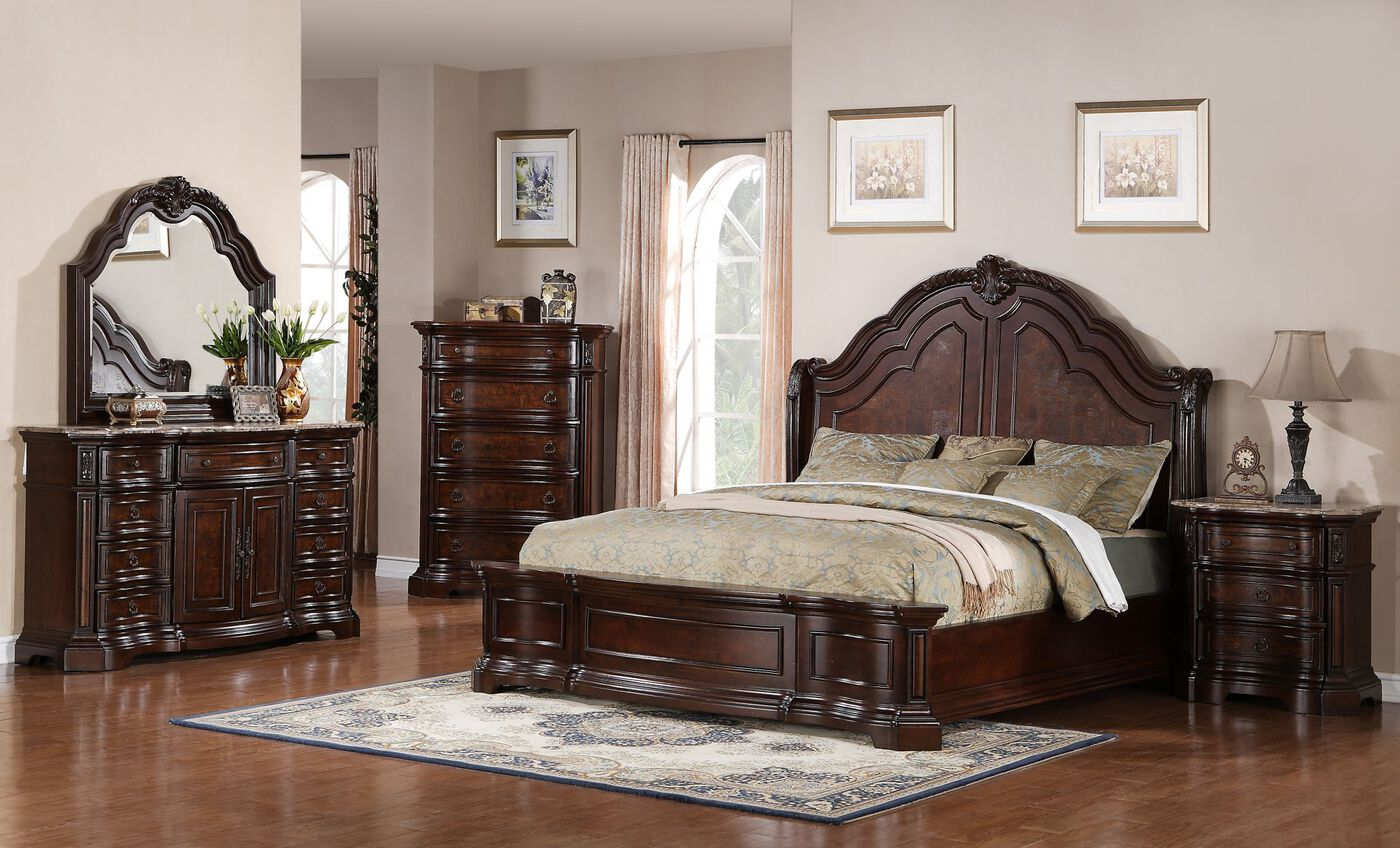 Mathis Brothers Bedroom Furniture Samuel Lawrence Edington Suite Mathis Brothers Furniture
