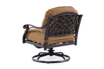 World Source Cimarron Swivel Club Chair