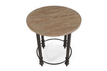 Bernhardt Antiquarian Chairside Table