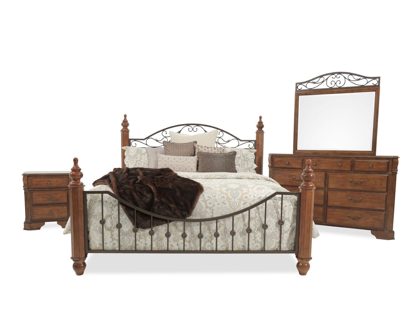 ashley wyatt suite mathis brothers furniture. Black Bedroom Furniture Sets. Home Design Ideas