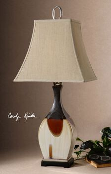 Uttermost Cervatto Ceramic Table Lamp