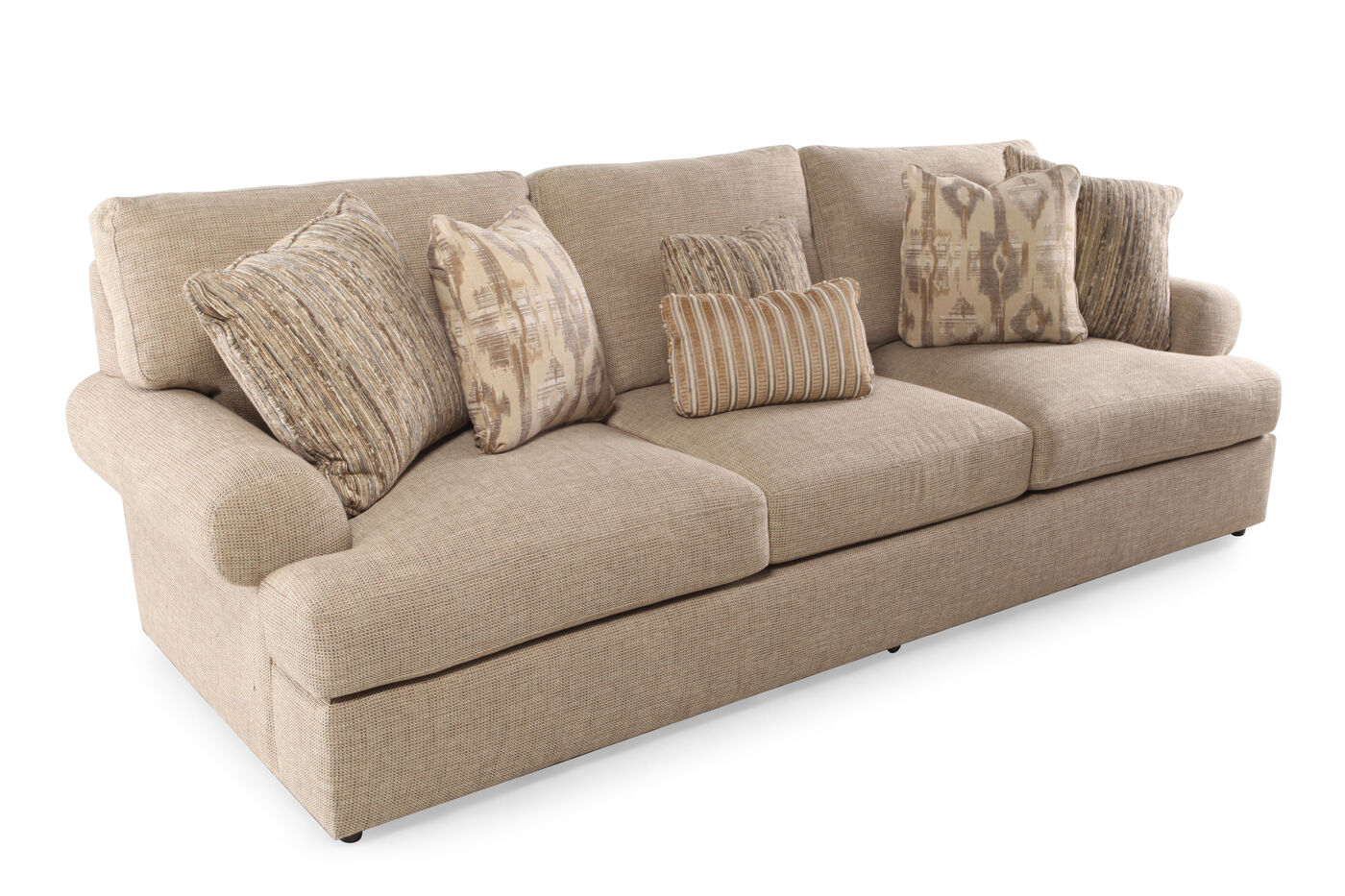 Bernhardt andrew sofa mathis brothers furniture for Where to buy bernhardt furniture online