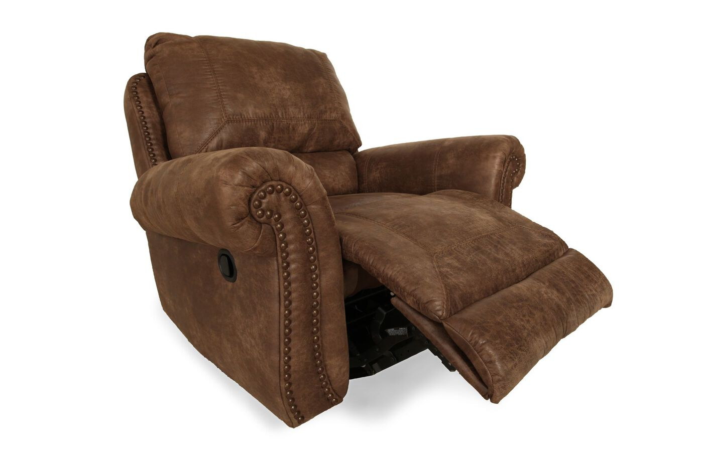 Ashley Oberson Swivel Glider Recliner Mathis Brothers