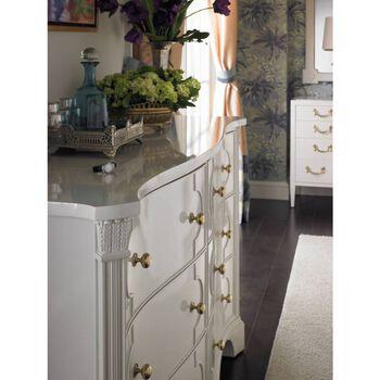 Stanley Charleston Regency Ropemaker's White Island House Dresser