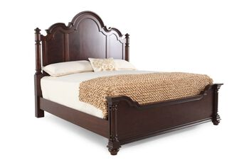 Hooker Leesburg Poster Bed