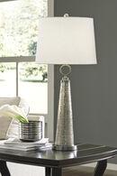 Ashley Arama Mercury Glass Glass Table Lamp
