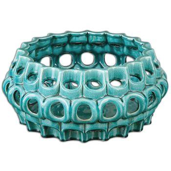 Uttermost Idola Ceramic Bowl