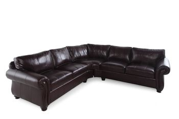 Bernhardt Van Gogh Two Piece Sectional Mathis Brothers