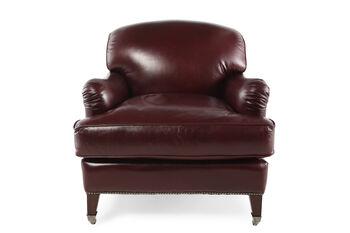 Henredon Angelica Leather Chair
