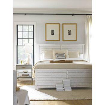 Stanley Coastal Living Resort Dune Cape Comber California King Panel Bed