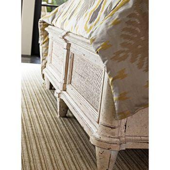 Stanley Archipelago Shoal Nevis California King Woven Bed
