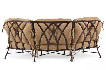 Castelle Veranda Crescent Sofa