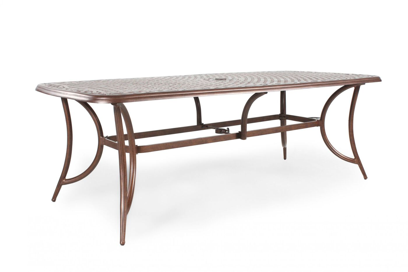 Agio Burgandy Dining Table