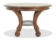 Henredon Oxford Classics Dark Brown Round Centre Table