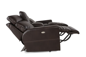 La-Z-Boy Jax Sable Renew Dual Reclining Loveseat