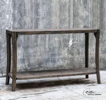 Uttermost Pias Rustic Sofa Table
