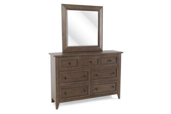 Magnussen Home Talbot Dresser and Mirror