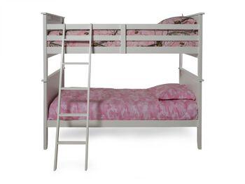 Ashley Lulu Twin Over Twin Bunk Bed