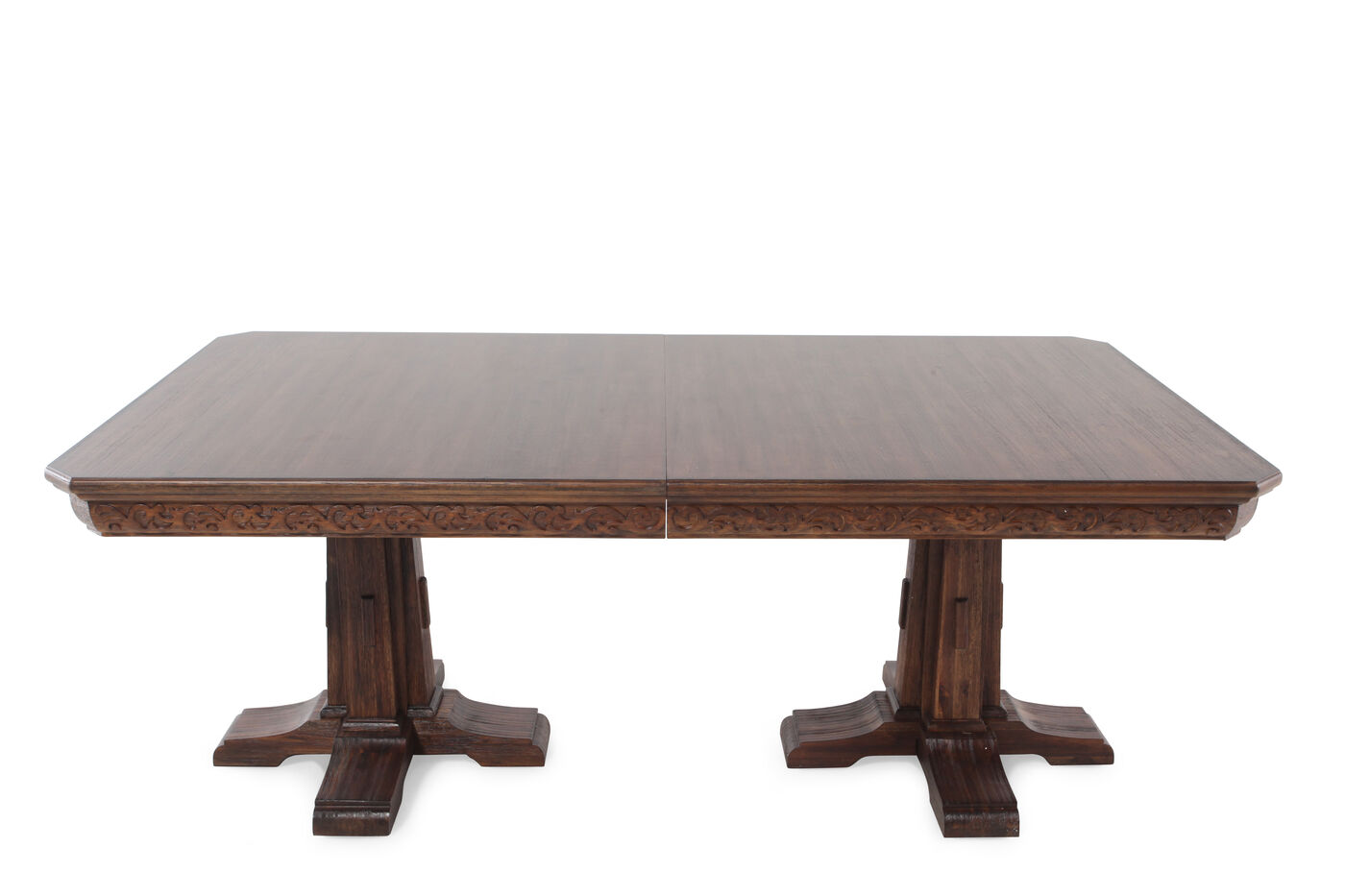 Samuel Lawrence Barcelona Dining Table Mathis Brothers Furniture