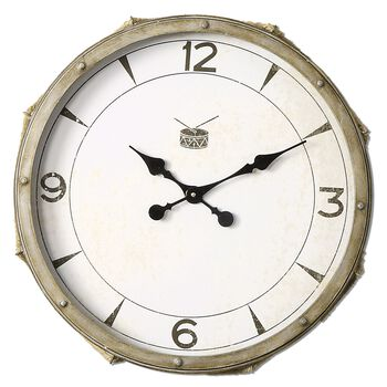 Uttermost Rope Snare Clock