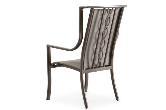 Agio Portland Sling Dining Chair