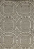 LBJ Hand Tufted Wool/Viscose Linen/linen 5' X 8' Rug
