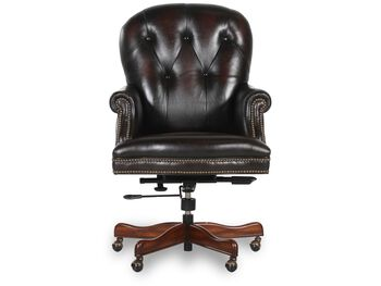 Bradington Young James River Edgewood Executive Swivel Tilt Chair