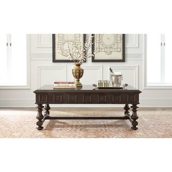 Stanley Casa D'Onore Sella Storage Cocktail Table