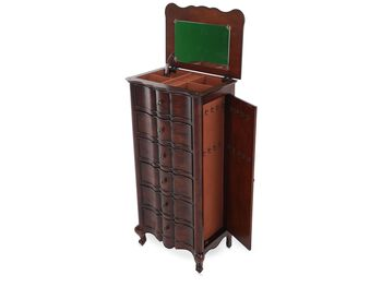 Hooker French Jewelry Armoire
