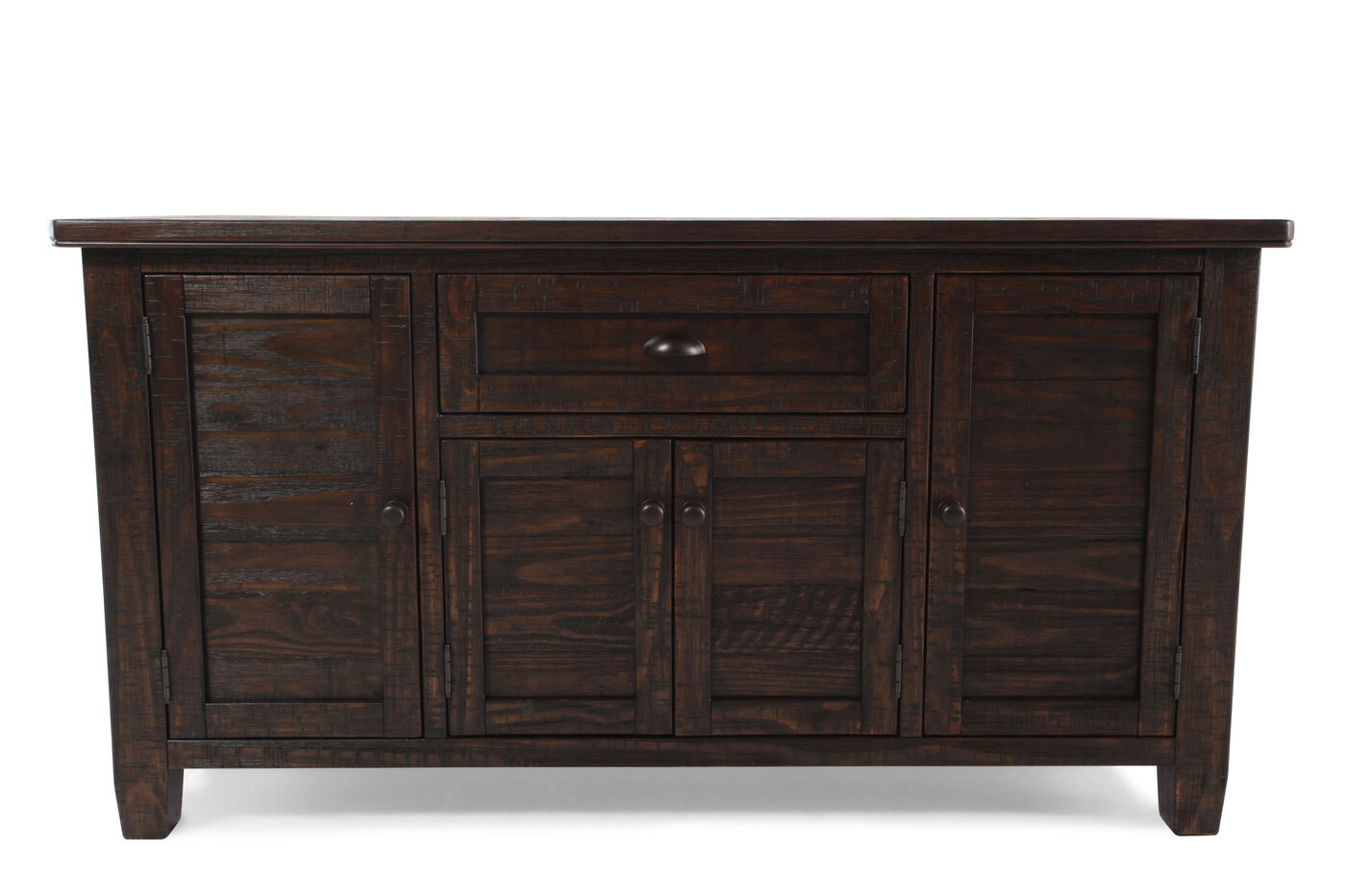 ashley trudell dining room server - Dining Room Server Furniture