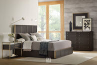 Hooker Curata Midnight Queen Low Bed