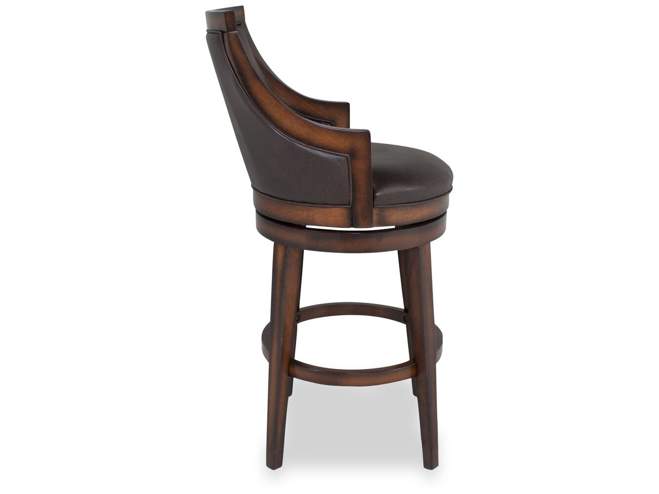 Hillsdale Lyman 30 Quot Bar Stool Mathis Brothers Furniture