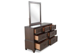 Legacy Kenwood Dresser and Mirror