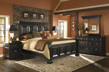 Pulaski Brookfield California King Bedroom Set