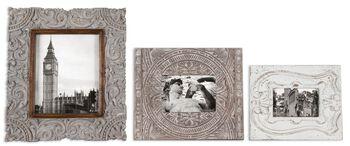 Uttermost Askan Wood Photo Frames Set/3