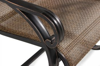 World Source Montevallo Sling Dining Chair