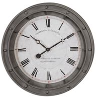 Uttermost Porthole Wall Clock