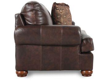 Ashley Millennium Axiom Walnut Chair and a Half