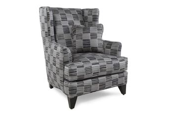 Jonathan Louis Pauline Wing Accent Chair