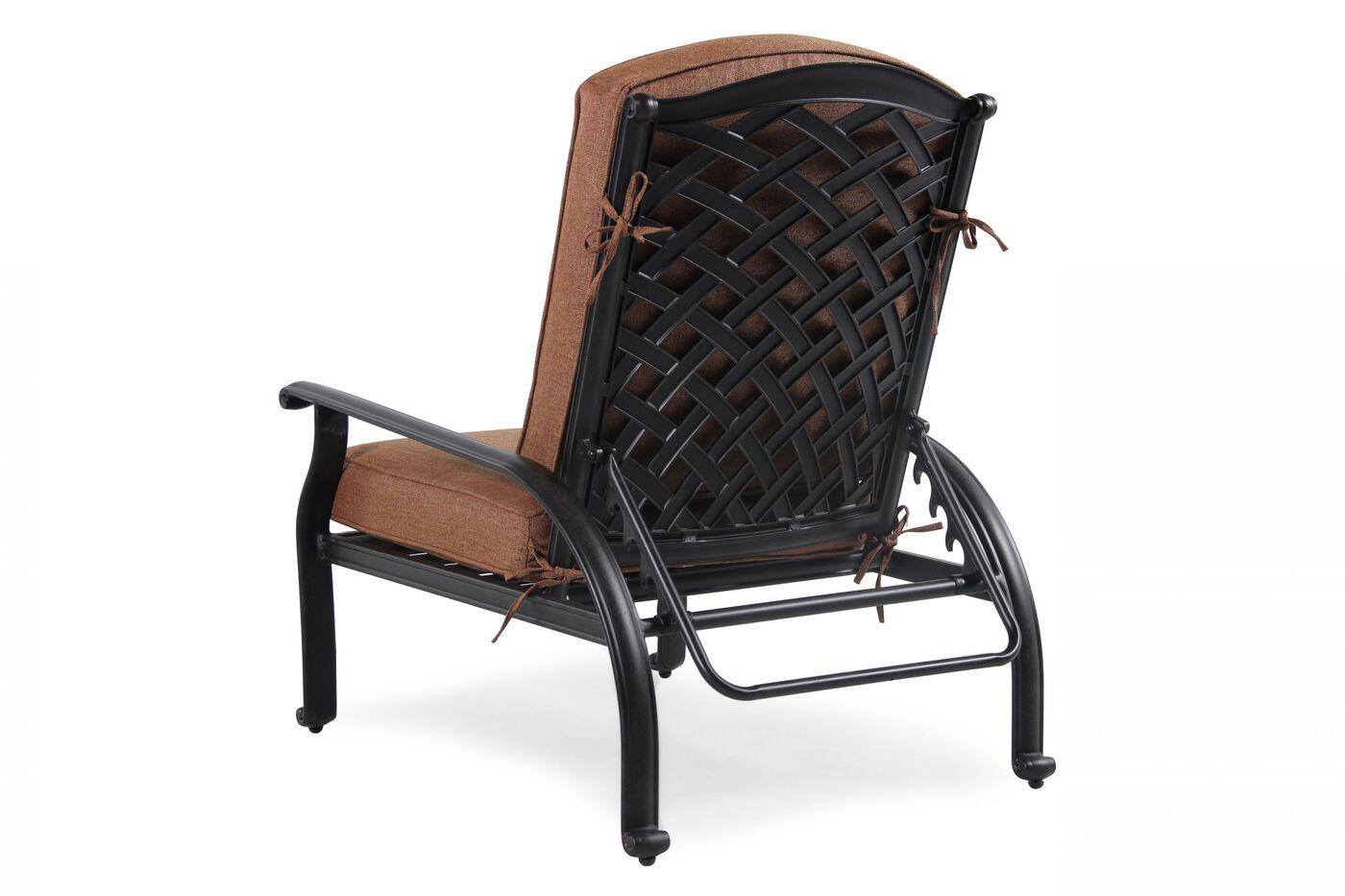 World Source Castle Rock Reclining Club Chair