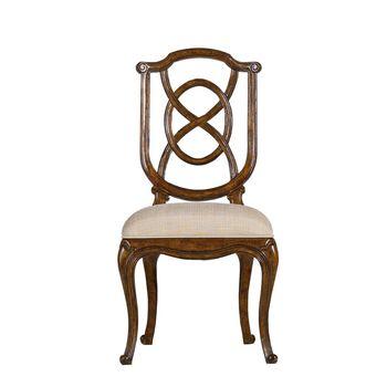 Stanley Arrondissement Heirloom Cherry Tuileries Side Chair