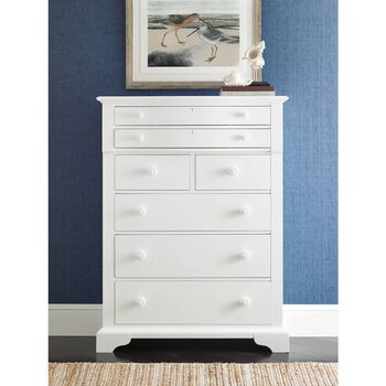 Stanley Coastal Living Retreat English Blue Chest