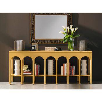 Stanley Crestaire Saffron Brooks Console Table
