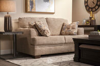 Ashley Barrish Sisal Loveseat