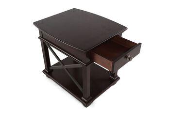 Magnussen Home Sorrento Rectangular End Table