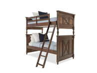 Legacy Big Sur Bixby Twin Over Full Bunk Bed