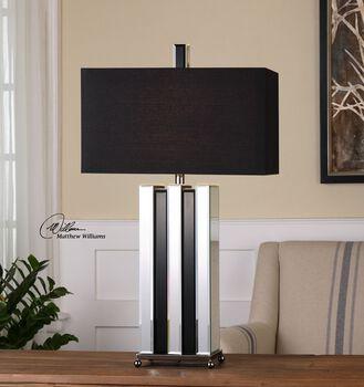 Uttermost Raymer Modern Table Lamp