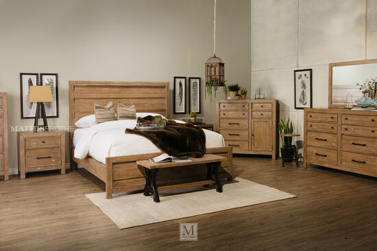 Samuel Lawrence Fb Avenue Bed Mathis Brothers Furniture