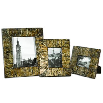 Uttermost Coaldale Photo Frames, S/3